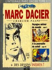 Marc Dacier (couleurs) -INT1- Intégrale Marc Dacier - Tome 1