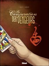 La conjuration des Vengeurs -2- Les nobles voyageurs