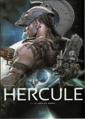 Hercule (Morvan/Looky) -1- Le sang de Némée
