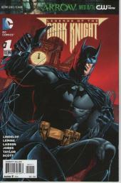 Batman: Legends of the Dark Knight (2012) -1- The Butler Did It