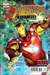 Avengers (The) (2010) -31- End times