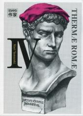 Couverture de Thermae Romae -4- Volume IV