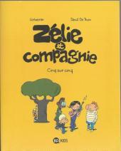 Zélie et Compagnie (2e série) -9- Cinq sur Cinq