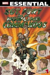 Essential: Sgt. Fury and His Howling Commandos (2012)