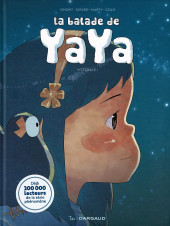 La balade de Yaya -INT1- Intégrale 1-3