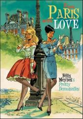 (AUT) Meynet -3- From Paris With Love - Félix Meynet's Pretty Demoiselles