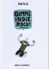 Gimme Indie Rock! -2- Gimme Indie Rock! Tome 2