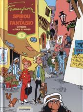 Spirou et Fantasio -6- (Int. Dupuis 2) -3a09- Voyages autour du monde