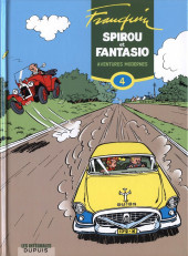 Spirou et Fantasio -6- (Int. Dupuis 2) -4a09- Aventures modernes