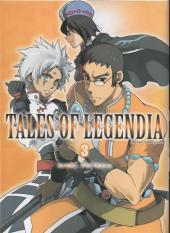 Tales of Legendia -3- Tome 3