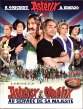 Astérix (Hors Série) -C08- Astérix & Obélix au service de Sa Majesté - L'Album du film