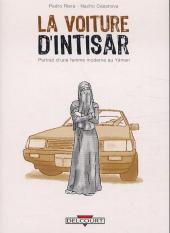 Intisar, portrait d'une femme moderne du Yémen -1- La Voiture d'Intisar