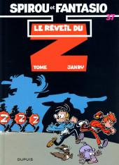 Spirou et Fantasio -37Soif- Le Réveil du Z