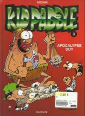 Kid Paddle -3a2009- Apocalypse boy