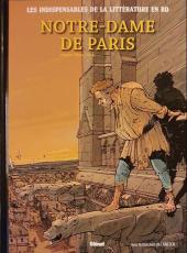 Les indispensables de la Littérature en BD -4- Notre-Dame de Paris