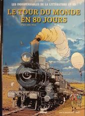 Les indispensables de la Littérature en BD -2- Le Tour du monde en 80 jours