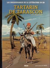 Les indispensables de la Littérature en BD -12- Tartarin de Tarascon