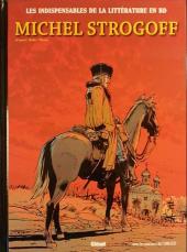 Les indispensables de la Littérature en BD -14- Michel Strogoff