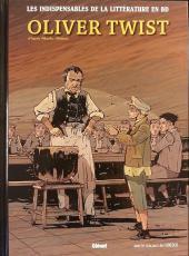 Les indispensables de la Littérature en BD -15- Oliver Twist