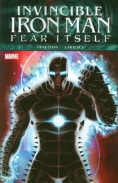 Invincible Iron Man (2008) -INT- Fear Itself