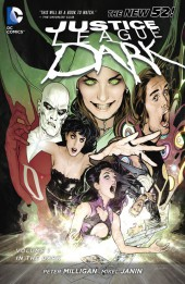 Justice League Dark (2011) -INT01- In the dark