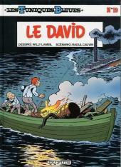 Les tuniques Bleues -19Soif- Le David