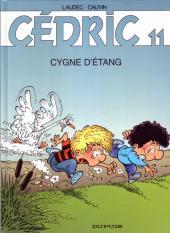 Cédric -11a2001- Cygne d'étang