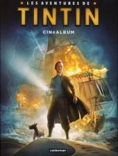 Tintin - Divers -C4c- Ciné album