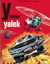 Yalek -1c- Y comme yalek