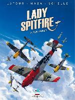 Lady Spitfire -2- Der Henker