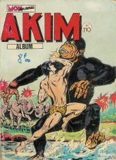 Akim (1re série) -Rec110- Album N°110 (du N°561 au n°564)