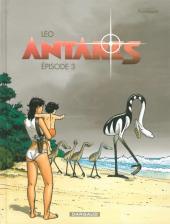 Antarès (Leo) -3a11- Épisode 3