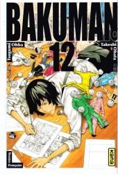 Bakuman. -12- Peintre et mangaka