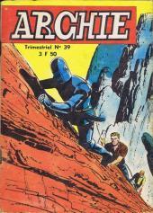 Archie (Jeunesse et Vacances) -39- Le réveil du mastodonte...