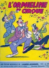 Samedi Jeunesse -26- L'orpheline du cirque
