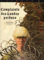 Complainte des Landes perdues -1c2012- Sioban