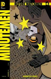 Before Watchmen: Minutemen (2012) -4- Minutemen 4 (of 6) - War stories
