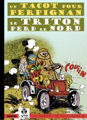 Pat et Moune (La vache qui médite) -16- Un tacot pour Perpignan / Le triton perd le nord