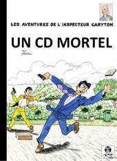 Inspecteur Caryton (Les aventures de l') -2- Un cd mortel