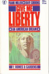 Give me Liberty (1990) -1- Homes & Gardens