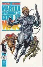 Martha Washington Goes To War (1994) -5- Kingdom Come