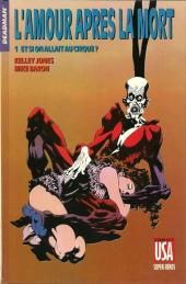 Super Héros (Collection Comics USA) -40- Deadman : L'amour après la mort 1/2 - Et si on allait au cirque ?