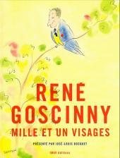 (AUT) Goscinny -23- René Goscinny - Mille et un visages