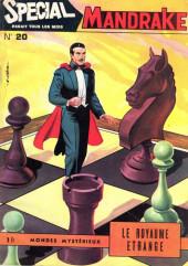 Mandrake (3e Série - Remparts) (Spécial - 1) -20- Le royaume etrange