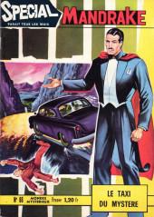 Mandrake (3e Série - Remparts) (Spécial - 1) -66- Le taxi du mystère