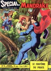 Mandrake (3e Série - Remparts) (Spécial - 1) -74- Le fantôme du pirate