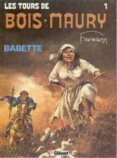 Les tours de Bois-Maury -1- Babette