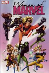 Women of Marvel (2006) -INT01- Women of Marvel volume 1