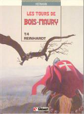 Les tours de Bois-Maury -4- Reinhardt