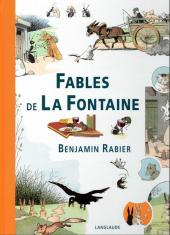 Les fables de La Fontaine (Rabier) - Fables de la Fontaine (2011)